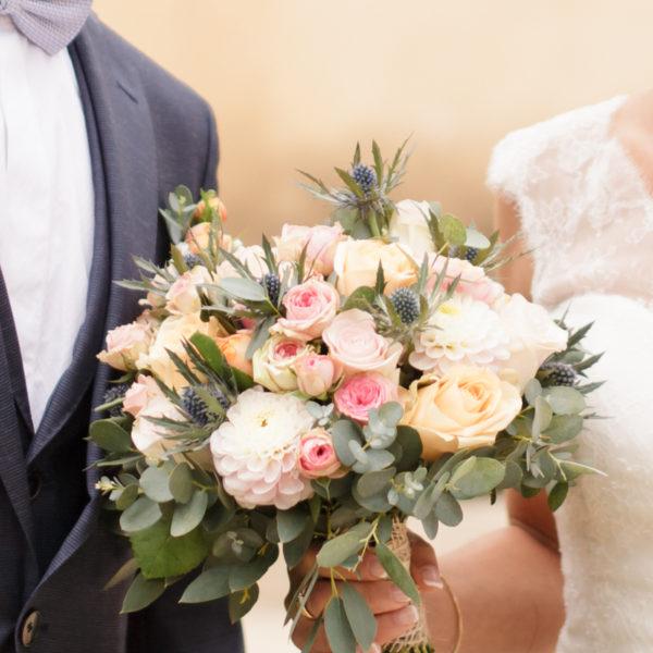Un mariage Vintage Bohème à Pézénas