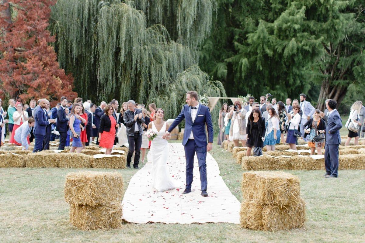 Un mariage champêtre chic proche de Blois Mickael Barbier Photographe Nîmes Montpellier Alès Provence